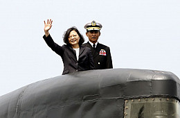 Taiwan Reaches Preliminary Deal to Upgrade 2 Diesel-Electric Subs