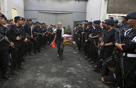 Indonesia's Prison System Is Broken