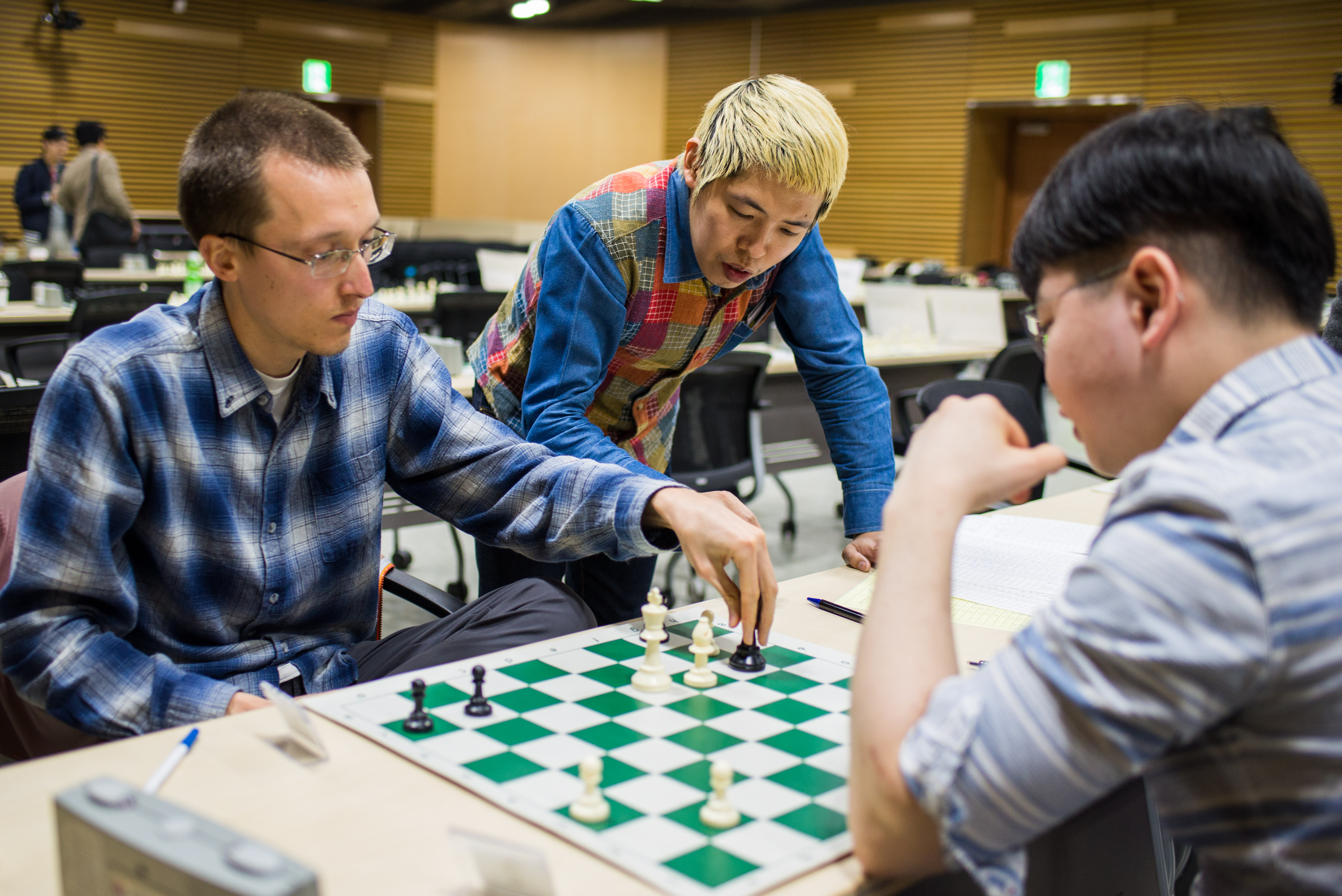South Korea's Kid Chess Whizzes   The Diplomat