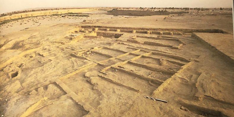 walk for Mehrgarh Civilization