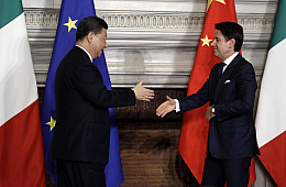 Xi Goes to Rome: Course-Correction for China's Belt and Road Initiative?