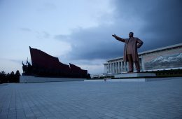 North Korea Revamps Its Constitution
