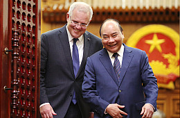Vietnam Seeks Australia's Support on the South China Sea