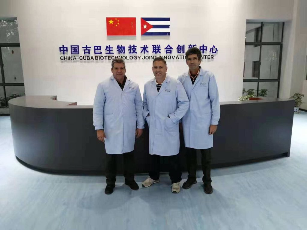 Cuban Embassy in China